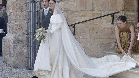 Alejandro Santo Domingo y Lady Charlotte Wellesley, un bodorrio con sabor andaluz