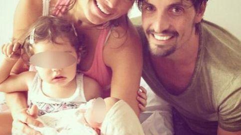 La imagen más tierna de Mireia Canalda y su pequeño hijo Nuno