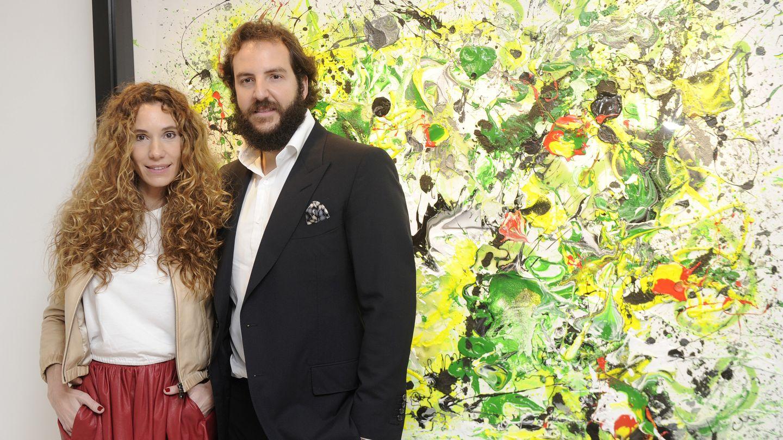 Borja Thyssen y Blanca Cuesta en una imagen de archivo (I.C.)