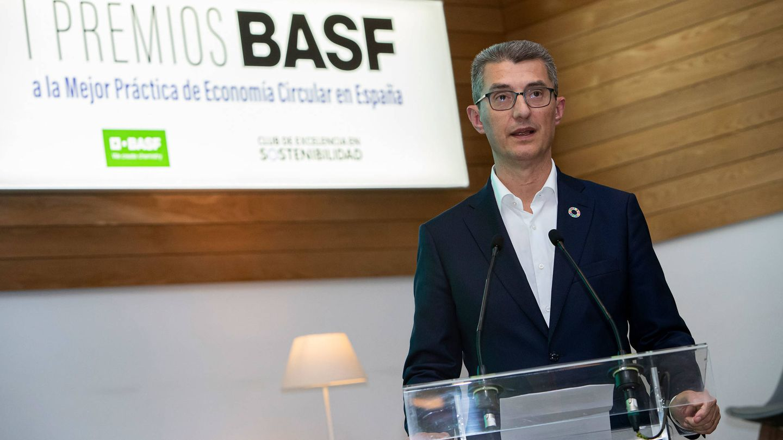 Carles Navarro, director general de BASF España.