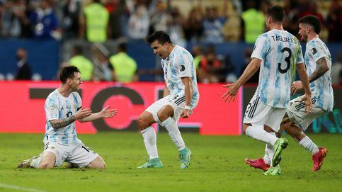 Messi gana su primer título con Argentina en un nuevo Maracanazo ante Brasil (1-0)