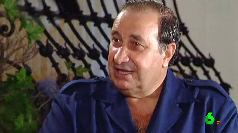 Jesús Gil, exalcalde de Marbella. (Atresmedia)