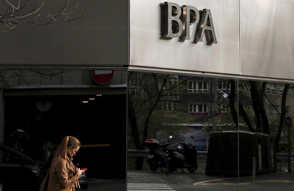 Foto: Imagen de la sede de BPA en Andorra. (Reuters)