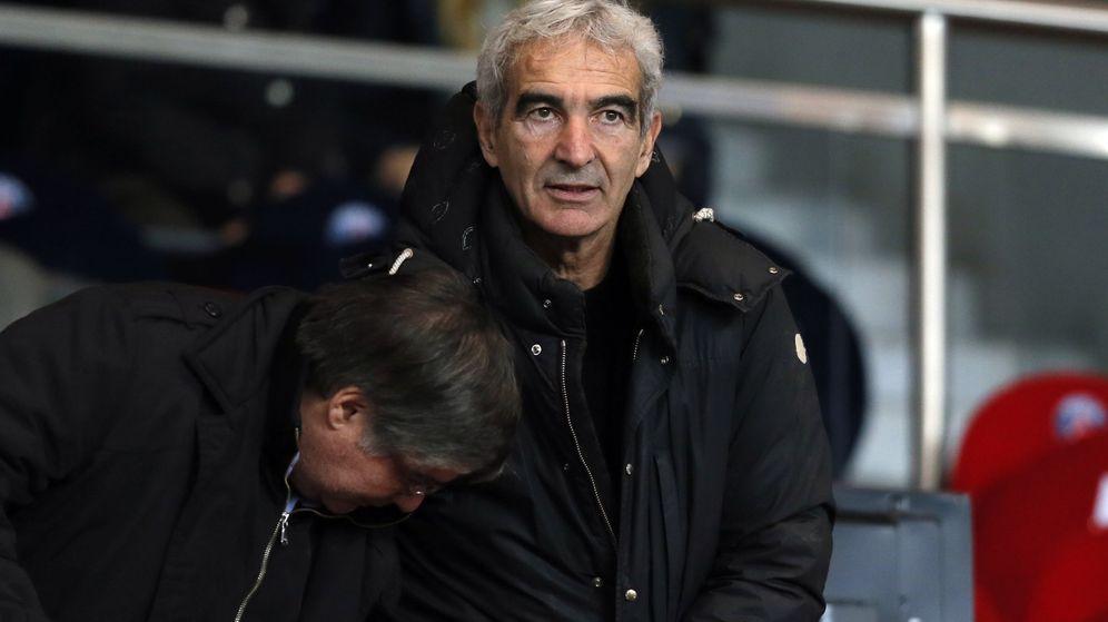 Foto: El exseleccionador francés Raymond Domenech critica duramente a Zidane (Efe).