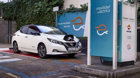 Nissan y Repsol instalarán 15 puntos de recarga rápida