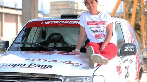 Fernanda Kanno, primera peruana en el Dakar