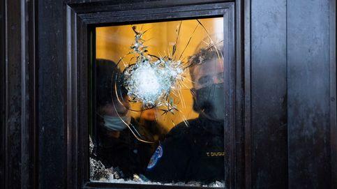 Muere un policía del Capitolio herido, lo que eleva a 5 las víctimas mortales en el asalto