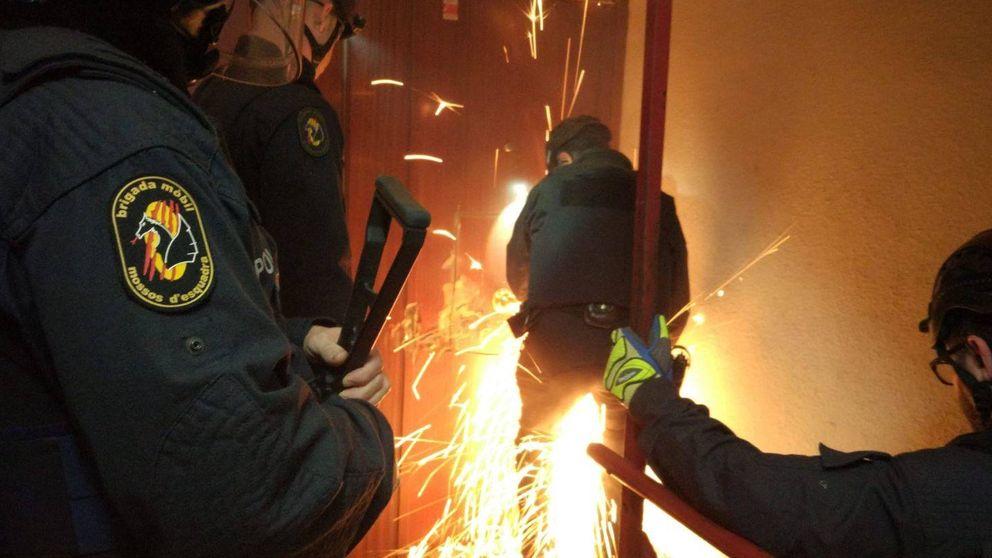 Unos 40 detenidos en una macrorredada de los Mossos al narcotráfico en Barcelona