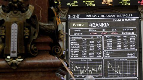 Bankia (+32%) y Caixabank (+12%) se disparan en bolsa ante una posible fusión