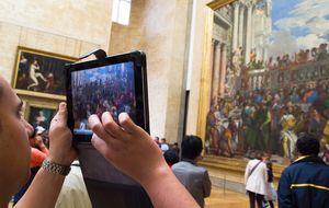 Usar la tableta como cámara no es una idea tan ridícula como parece