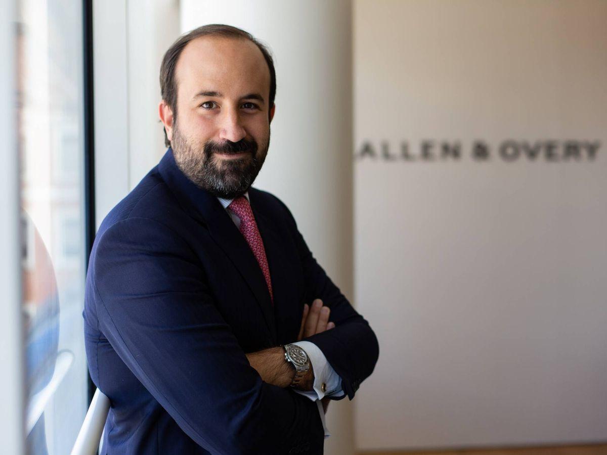 Foto: Borja Contreras, 'counsel' de Allen & Overy.