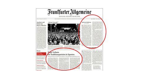 La prensa internacional augura un futuro difícil para Rajoy: Formar gobierno, misión imposible
