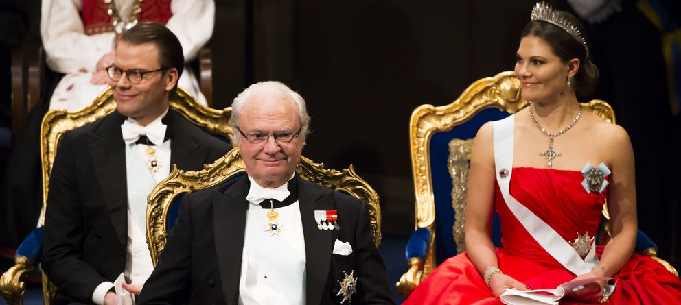 Foto: Glamour y lujo sueco en los Premios Nobel