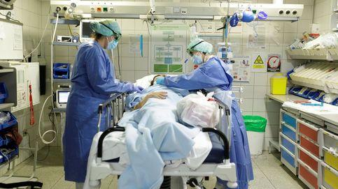 Los hospitales empiezan a llenarse otra vez de ancianos con el avance de la segunda ola