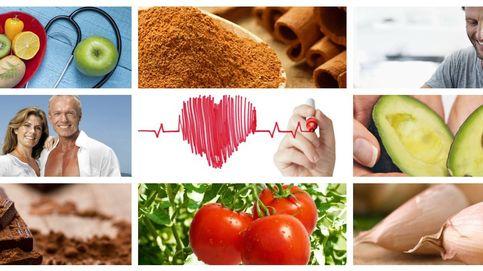 Los 9 superalimentos para evitar un ataque al corazón (como el chocolate)