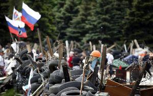 Miedo y exilio: independentistas cazan proucranianos en Donétsk
