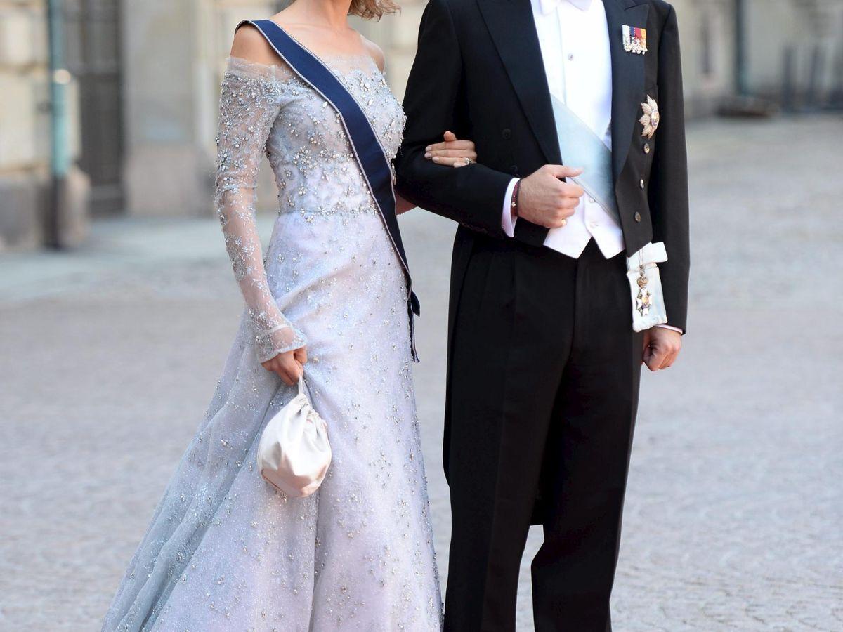Foto: Nicolás y Tatiana de Grecia, en una imagen de archivo. (Reuters)