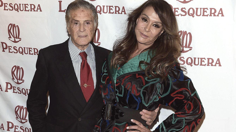 La boda secreta de Jaime Ostos y María Ángeles Grajal