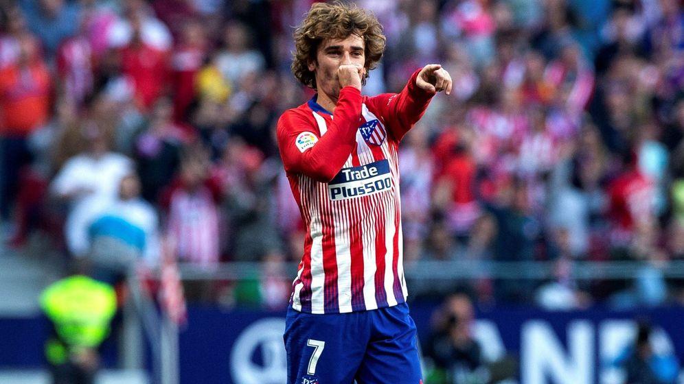 Foto: Antoine Griezmann anunció hace dos semanas su marcha del Atlético. (EFE)