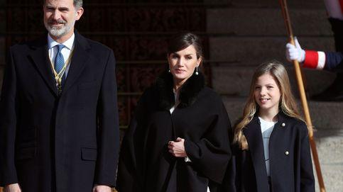 El paso que la infanta Sofía aún no se atreve a dar, a diferencia de su hermana Leonor