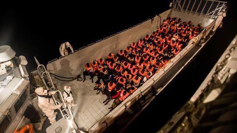 Directo | Los 629 inmigrantes llegarán a Valencia en el Aquarius y dos barcos italianos