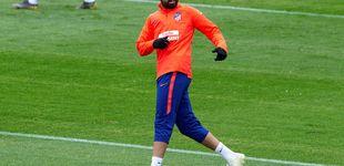 Post de El futuro de Diego Costa en el Atlético que ni Simeone se atreve a asegurar