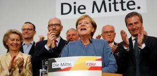 Post de Merkel gana las elecciones y la ultraderecha es tercera fuerza en Alemania