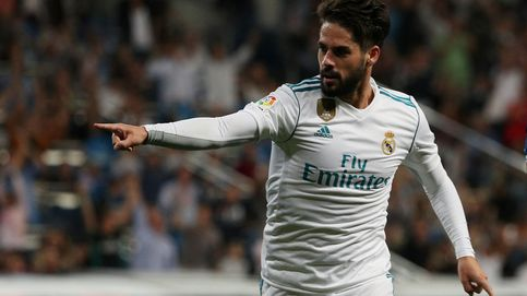 El momento más dulce de Isco, la luz que ilumina (y desatasca) al Real Madrid