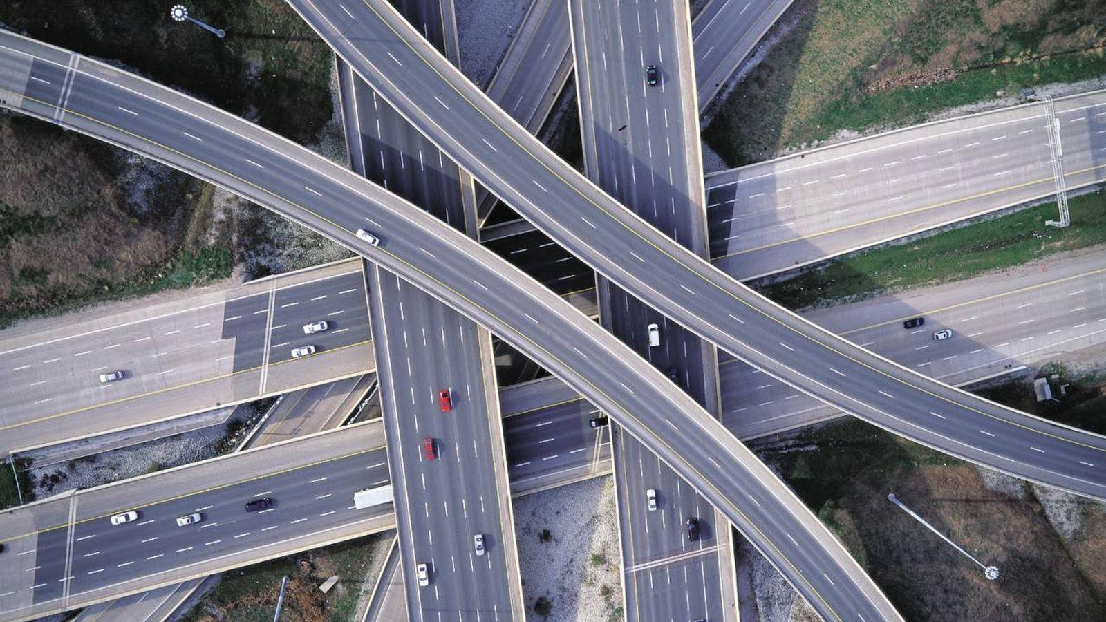 Foto: Autopista 407 ETR en Toronto (Canadá)