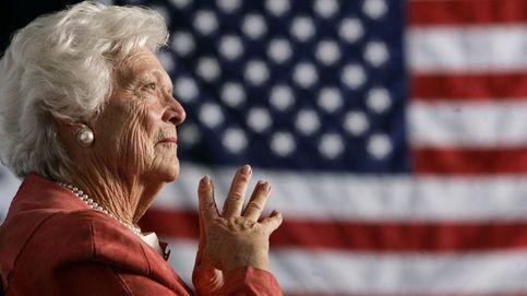 Muere Barbara Bush, la matriarca que enamoró a Estados Unidos