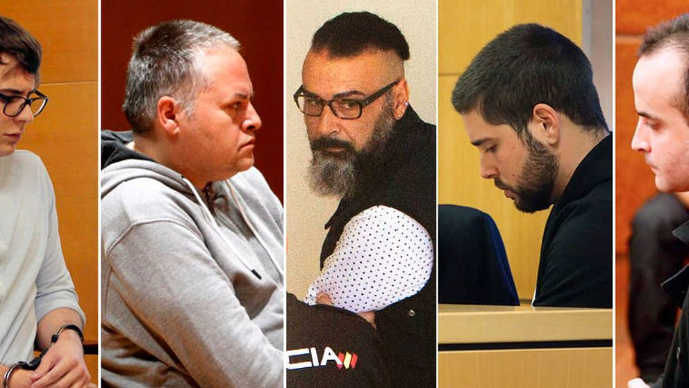 Cinco asesinos cumplen prisión permanente revisable (y otros 5 esperan)