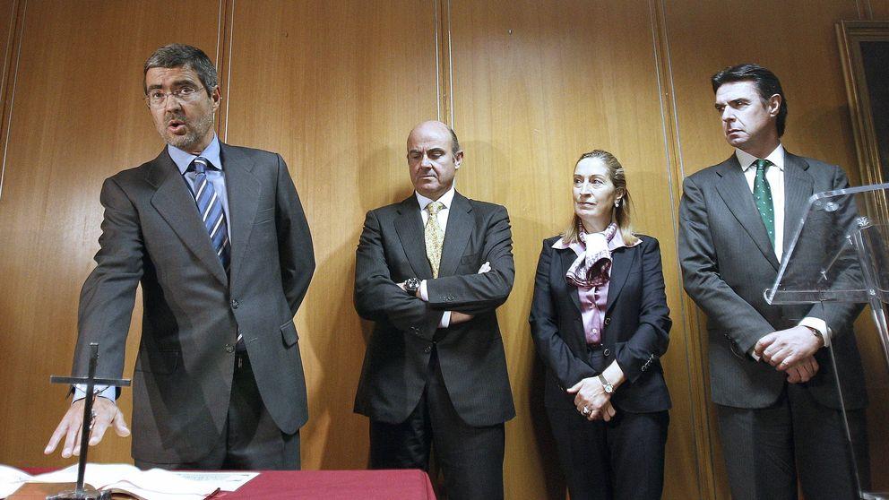 Guindos cerró el paso a Nadal en el BM para colocar a Jiménez Latorre