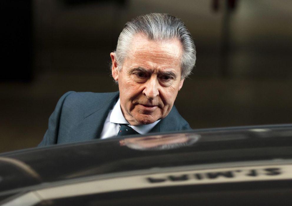 Foto: El expresidente de Caja Madrid Miguel Blesa (Reuters)