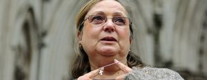 Foto: Estrasburgo falla contra la prohibición a una empleada de llevar un crucifijo