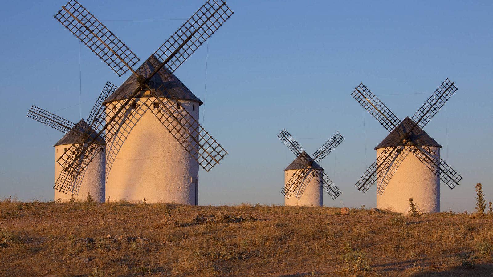 Foto: Molinos de La Mancha (iStock)