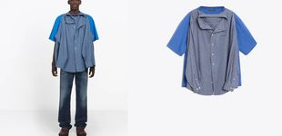 Post de La camiseta-camisa de 950 euros de Balenciaga que ha roto internet