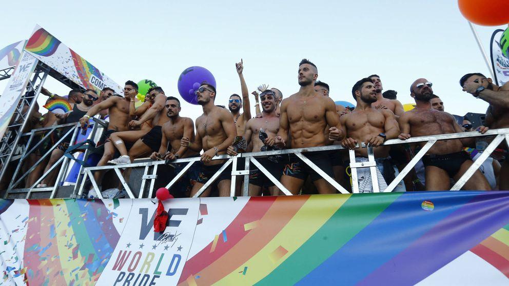 Dos carrozas, Mister Gay... Vivimos el World Pride madrileño desde dentro