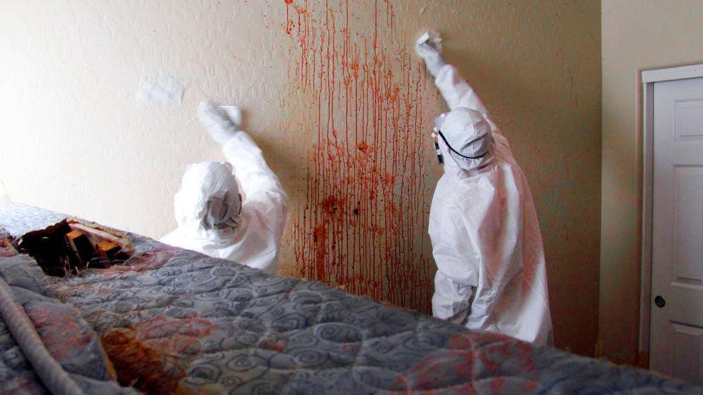 Sangre, fluidos y olores: así trabajan las empresas que limpian las escenas del crimen