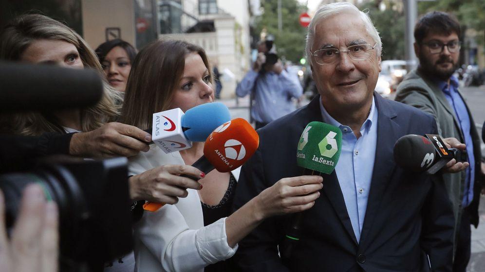 Foto: El diputado socialista José María Barreda. (EFE)