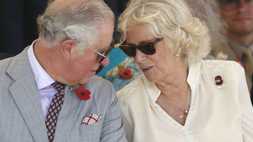 Los arreglos de alcoba de Carlos y Camilla y otros royals ingleses