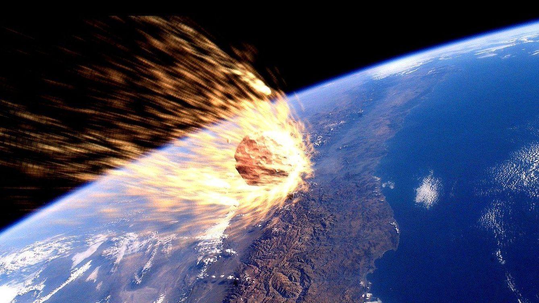 Foto: Discovery Channel recrea en un vídeo la destrucción provocada por un gran asteroide