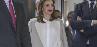 Post de La Reina Letizia acierta (al fin) con sus polémicos pantalones de cuero