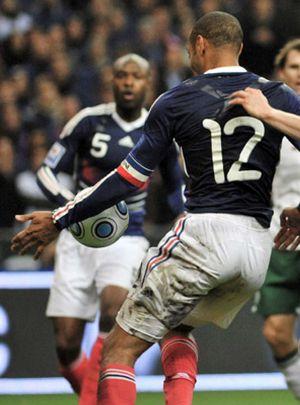 FIFA descarta la repetición y medita muy seriamente sancionar a Henry