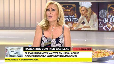Rosa Benito dispara contra 'Sálvame' tras humillar a Canales: Antes te reías