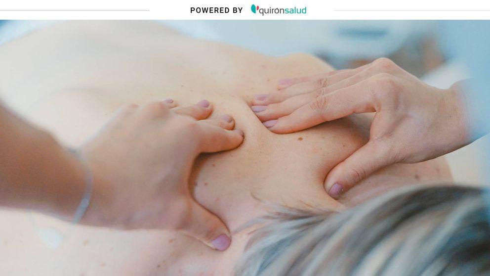 Estrés, movimientos bruscos... Ejercicios para reducir la tensión en el cuello