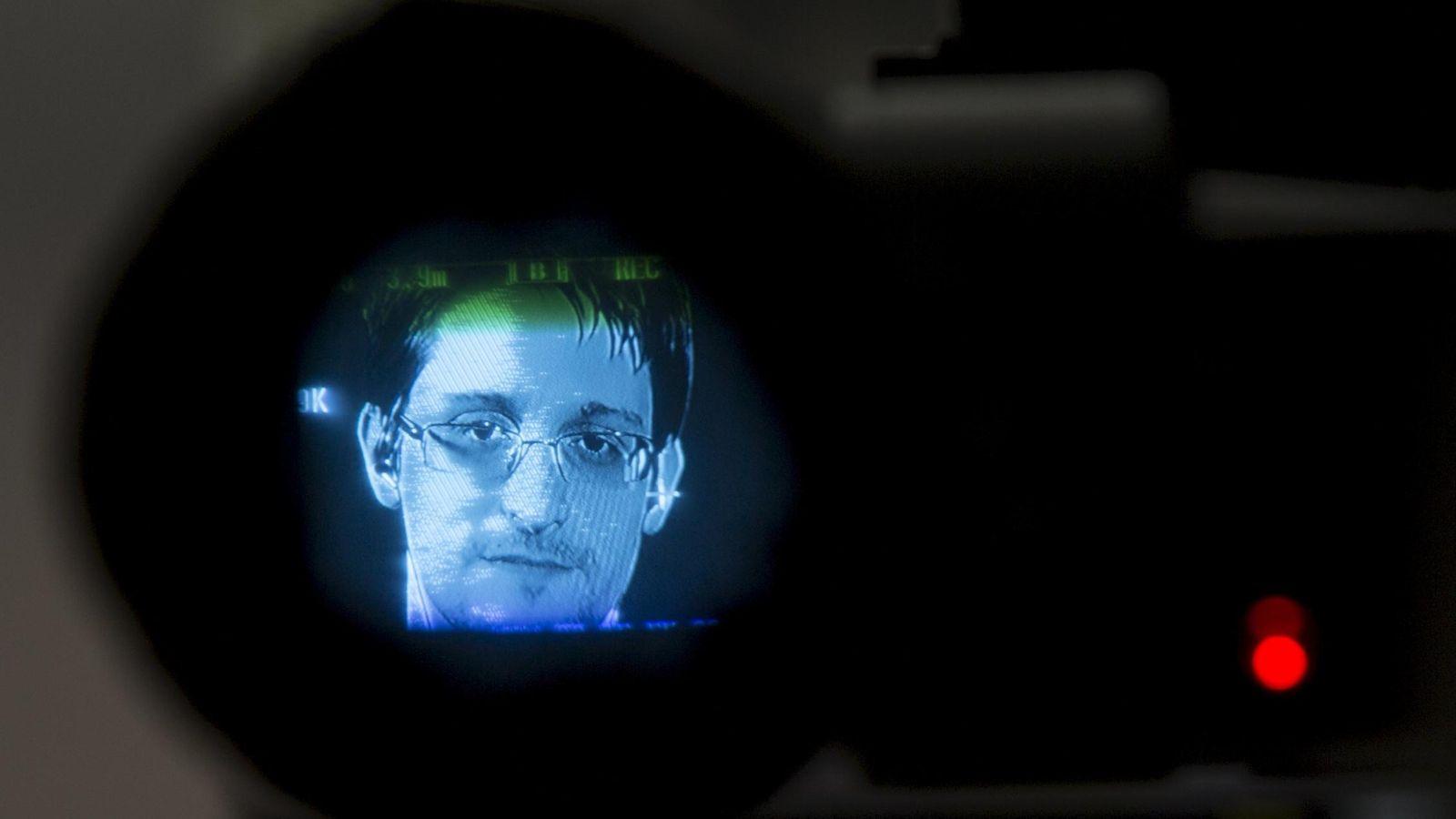 Foto: Muy  segura debe ser Signal para que la apadrine Edward Snowden. (Reuters)