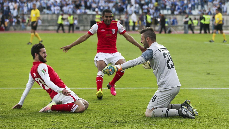 El Oporto, sin Casillas, no culmina su remontada y pierde la Copa contra el Braga