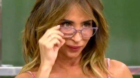 María Patiño revoluciona 'Sálvame' con su confesión sexual: ¡Qué asco!