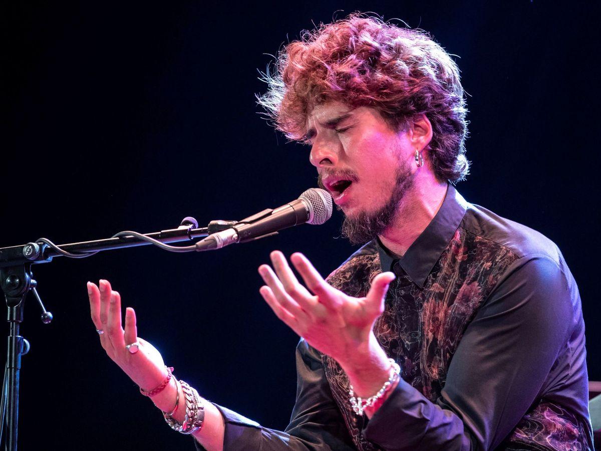 Foto: Kiki Morante, en un concierto. (EFE)