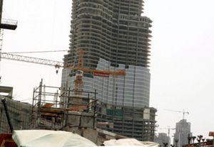 Dubai cuenta con 30.000 grúas, el 24% de todas las que hay en el mundo